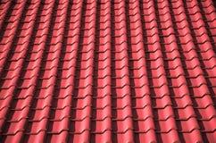 Στέγη 3 κεραμιδιών Στοκ φωτογραφία με δικαίωμα ελεύθερης χρήσης