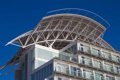Στέγη ξενοδοχείων Στοκ εικόνα με δικαίωμα ελεύθερης χρήσης
