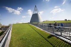 Στέγη που καλύπτεται με τη χλόη Στοκ Φωτογραφίες