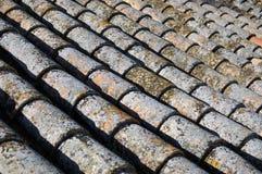 στέγη που κεραμώνεται πα&lamb Στοκ Εικόνες