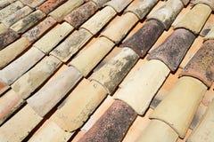 στέγη που κεραμώνεται Στοκ Εικόνες