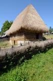 Στέγη σανού Στοκ φωτογραφία με δικαίωμα ελεύθερης χρήσης