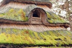 Στέγη σπιτιών Στοκ φωτογραφίες με δικαίωμα ελεύθερης χρήσης