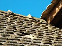 Στέγη & στέγη στοκ φωτογραφία με δικαίωμα ελεύθερης χρήσης