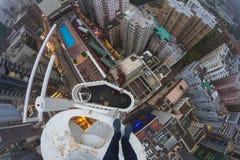 Στέγη στην Κίνα Στοκ Φωτογραφία