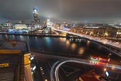 Στέγη στη Μόσχα στοκ φωτογραφίες με δικαίωμα ελεύθερης χρήσης