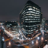 Στέγη στη Μόσχα Στοκ Εικόνες