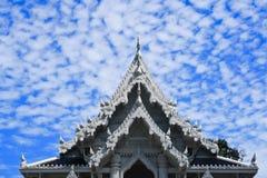 στέγη Ταϊλανδός Στοκ Φωτογραφία