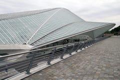 Στέγη του γυαλιού Στοκ εικόνες με δικαίωμα ελεύθερης χρήσης