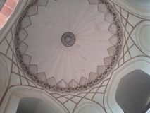 Στέγη του οχυρού Akbar Στοκ Φωτογραφίες