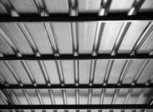 Στέγη φύλλων μετάλλων Στοκ Φωτογραφία