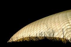 Στέγη 2 αιθουσών αντισφαίρισης Στοκ φωτογραφία με δικαίωμα ελεύθερης χρήσης
