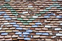 Στέγη Tilid Στοκ φωτογραφία με δικαίωμα ελεύθερης χρήσης
