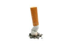 στέλεχος τσιγάρων Στοκ Φωτογραφία