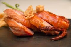 Στήθος παπιών που ψήνονται και tamarind σάλτσα Στοκ φωτογραφία με δικαίωμα ελεύθερης χρήσης