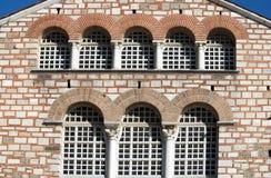 στήλες αψίδων Στοκ εικόνα με δικαίωμα ελεύθερης χρήσης