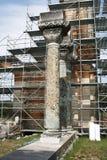 Στήλες κοντά σε Philippi Στοκ Εικόνες