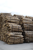 στήλες ξύλινες στοκ εικόνα με δικαίωμα ελεύθερης χρήσης