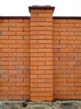στήλη τούβλου Στοκ εικόνα με δικαίωμα ελεύθερης χρήσης