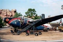 Στήριγμα αεροπλάνων από τη Disney/τα στούντιο MGM - 1991 Στοκ εικόνες με δικαίωμα ελεύθερης χρήσης