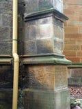 Στήριγμα ψαμμίτη στην παλαιά εκκλησία, Σίδνεϊ, Αυστραλία στοκ εικόνα με δικαίωμα ελεύθερης χρήσης