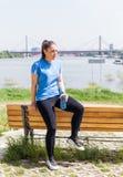 Στήριξη κοριτσιών ικανότητας Στοκ εικόνα με δικαίωμα ελεύθερης χρήσης