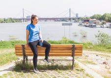 Στήριξη κοριτσιών ικανότητας Στοκ εικόνες με δικαίωμα ελεύθερης χρήσης