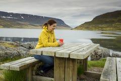 Στήριξη στη φύση Στοκ εικόνα με δικαίωμα ελεύθερης χρήσης