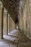 Στήλες και αψίδες, Angkor Wat, Καμπότζη Στοκ εικόνες με δικαίωμα ελεύθερης χρήσης