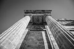 στήλες Ρωμαίος Στοκ Φωτογραφίες