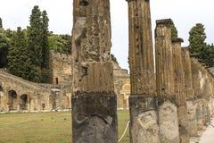 στήλες Ρωμαίος Στοκ φωτογραφία με δικαίωμα ελεύθερης χρήσης