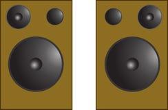 στήλες δύο Στοκ εικόνες με δικαίωμα ελεύθερης χρήσης
