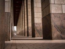Στήλες Στοκ Φωτογραφίες