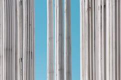 Στήλες Στοκ φωτογραφία με δικαίωμα ελεύθερης χρήσης