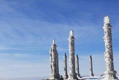 στήλη διακοσμητική Στοκ εικόνες με δικαίωμα ελεύθερης χρήσης