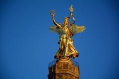 Στήλη νίκης Στοκ φωτογραφία με δικαίωμα ελεύθερης χρήσης