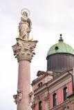 Στήλη του ST Anna, Ίνσμπρουκ, Αυστρία Στοκ φωτογραφίες με δικαίωμα ελεύθερης χρήσης