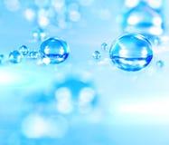Σταγονίδια νερού στοκ φωτογραφία με δικαίωμα ελεύθερης χρήσης