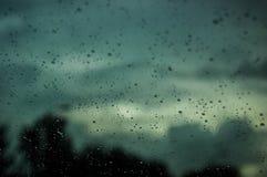 Σταγονίδια βροχής Στοκ Εικόνα