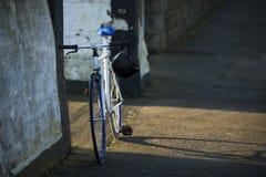 Σταθερό ποδήλατο εργαλείο πόλεων Στοκ εικόνα με δικαίωμα ελεύθερης χρήσης