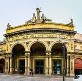 Σταθερό Di Μπολόνια, Ιταλία Teatro Στοκ Φωτογραφίες