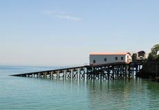 σταθμοί ναυαγοσωστικών & Στοκ Εικόνες