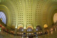 Σταθμός ένωσης στο Washington DC Στοκ φωτογραφίες με δικαίωμα ελεύθερης χρήσης