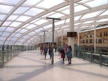Σταθμός Βικτώριας, Μάντσεστερ, UK Στοκ Φωτογραφία