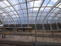 Σταθμός Βικτώριας, Μάντσεστερ, UK Στοκ φωτογραφία με δικαίωμα ελεύθερης χρήσης