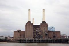 Σταθμός παραγωγής ηλεκτρικού ρεύματος Battersea Στοκ φωτογραφία με δικαίωμα ελεύθερης χρήσης