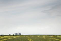 Σταθμός παραγωγής ηλεκτρικού ρεύματος Bradwell Στοκ φωτογραφίες με δικαίωμα ελεύθερης χρήσης
