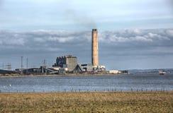 Σταθμός παραγωγής ηλεκτρικού ρεύματος Longannet στοκ φωτογραφία με δικαίωμα ελεύθερης χρήσης