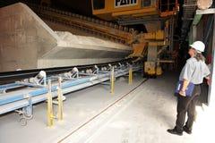 Σταθμός παραγωγής ηλεκτρικού ρεύματος Rutenberg Στοκ φωτογραφίες με δικαίωμα ελεύθερης χρήσης