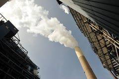 Σταθμός παραγωγής ηλεκτρικού ρεύματος Rutenberg Στοκ φωτογραφία με δικαίωμα ελεύθερης χρήσης